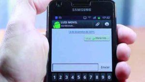 whatsapp para samsung galaxy